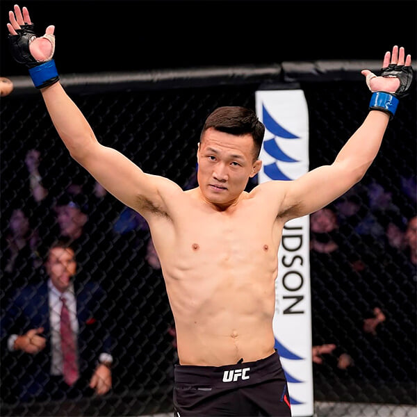 Корейский Зомби ( The Korean Zombie). Знаменитый боец MMA