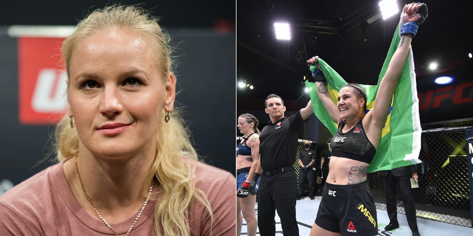 Шевченко проведет защиту титула против Майи на UFC 255 в ноябре