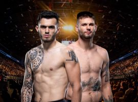 Тим Минс — Лауреано Старополи: прогноз и ставка на бой UFC Fight Night: Льюис vs. Олейник