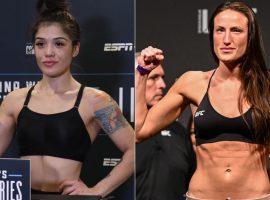 Бой Трейси Кортес vs. Беа Малецки добавлен в кард на UFC 10 октября