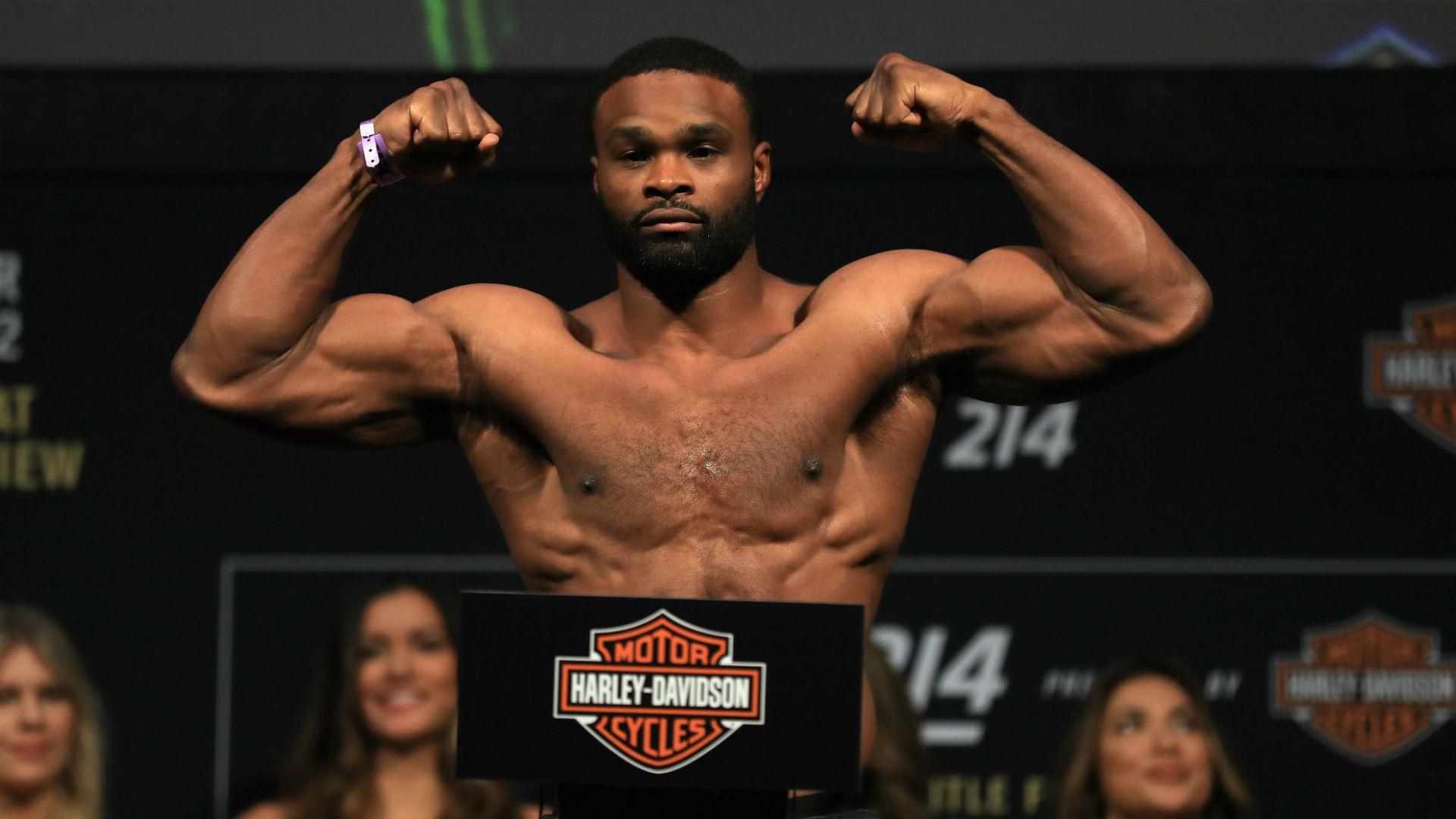 Тайрон Вудли, боец UFC