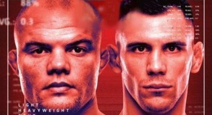 UFC Fight Night: Смит vs Ракич