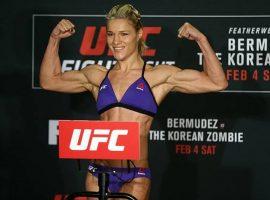 Фелис Херриг — Вирна Яндироба. Прогноз и ставка на бой UFC 252: Miocic vs. Cormier 3
