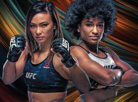 Результаты турнира и видео лучших моментов UFC on ESPN+ 35: Мишель Уотерсон – Анджела Хилл