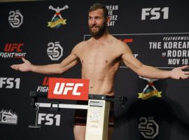 Дональд Серроне: «Я планирую еще долго оставаться в UFC»