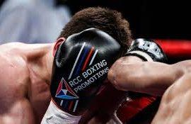 Запись видеотрансляции RCC Boxing: Эдуард Скавинский vs Дмитрий Артохов