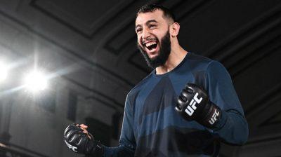 Профессиональные бойцы MMA считают, что Доминик Рейес станет полноправным чемпионом