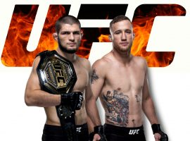 Хабиб Нурмагомедов — Джастин Гейджи: прогноз и ставка на бой UFC 254: Нурмагомедов vs. Гейджи