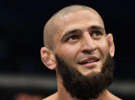 Боец MMA Хамзат Чимаев помог бездомному в Лас-Вегасе