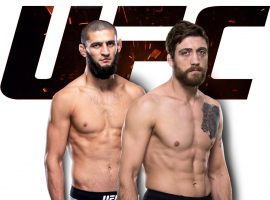 Хамзат Чимаев — Джеральд Миршерт: прогноз и ставка на турнир UFC Fight Night: Ковингтон vs. Вудли