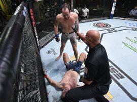 Деймон Джексон прокомментировал своё второе пришествие в UFC