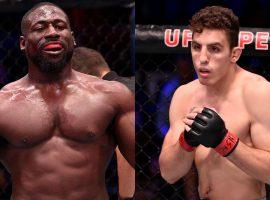 Бой Уильям Найт vs. Алекс Камур добавлен в кард турнира UFC 253