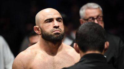 Омари Ахмедов: «У Исмаилова есть все, чтобы попасть в пятерку своего дивизиона UFC»