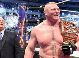 Брок Леснар стал свободным агентом. Вернётся ли ветеран в UFC?