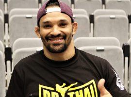 Боец MMA Мишель Перейра хочет ударить Колби Ковингтона по лицу