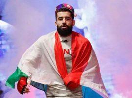 В UFC может появится первый боец из Таджикистана, им станет Мухаммад Наимов