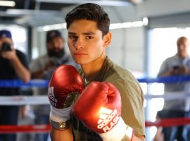 Боксер Райан Гарсия хочет подраться с экс-звездой MMA Генри Сехудо