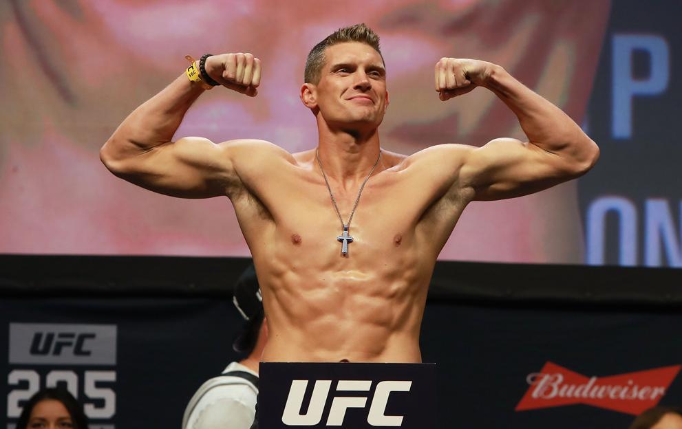 Стивен Томпсон (Stephen Thompson). Боец UFC