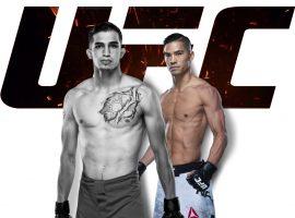 Тайсон Нэм — Джером Ривера: прогноз и ставка на бой UFC Fight Night 178: Covington vs. Woodley