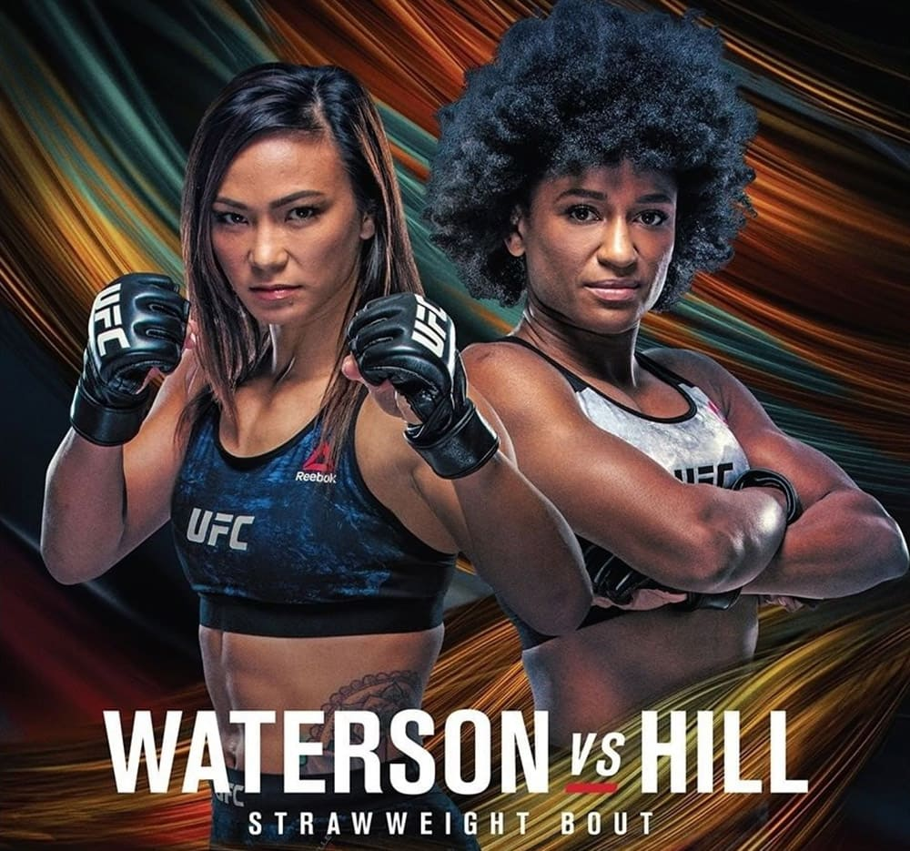 UFC Fight Night 177: Уотерсон - Хилл