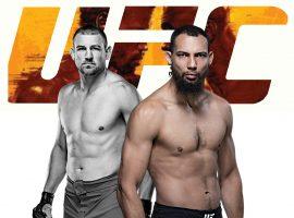Дастин Джейкоби — Джастин Ледет: прогноз и ставка на бой UFC Fight Night 181: Холл vs. Силва
