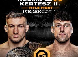 Прогноз и ставка на бой Давид Козма — Мэйт Кертеж 2: Oktagon MMA 17