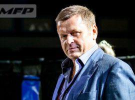 Президент MFP Дмитрий Коньков: В апреле на нашем турнире должны были драться Барнетт и Ерохин, но коронавирус всё подкосил