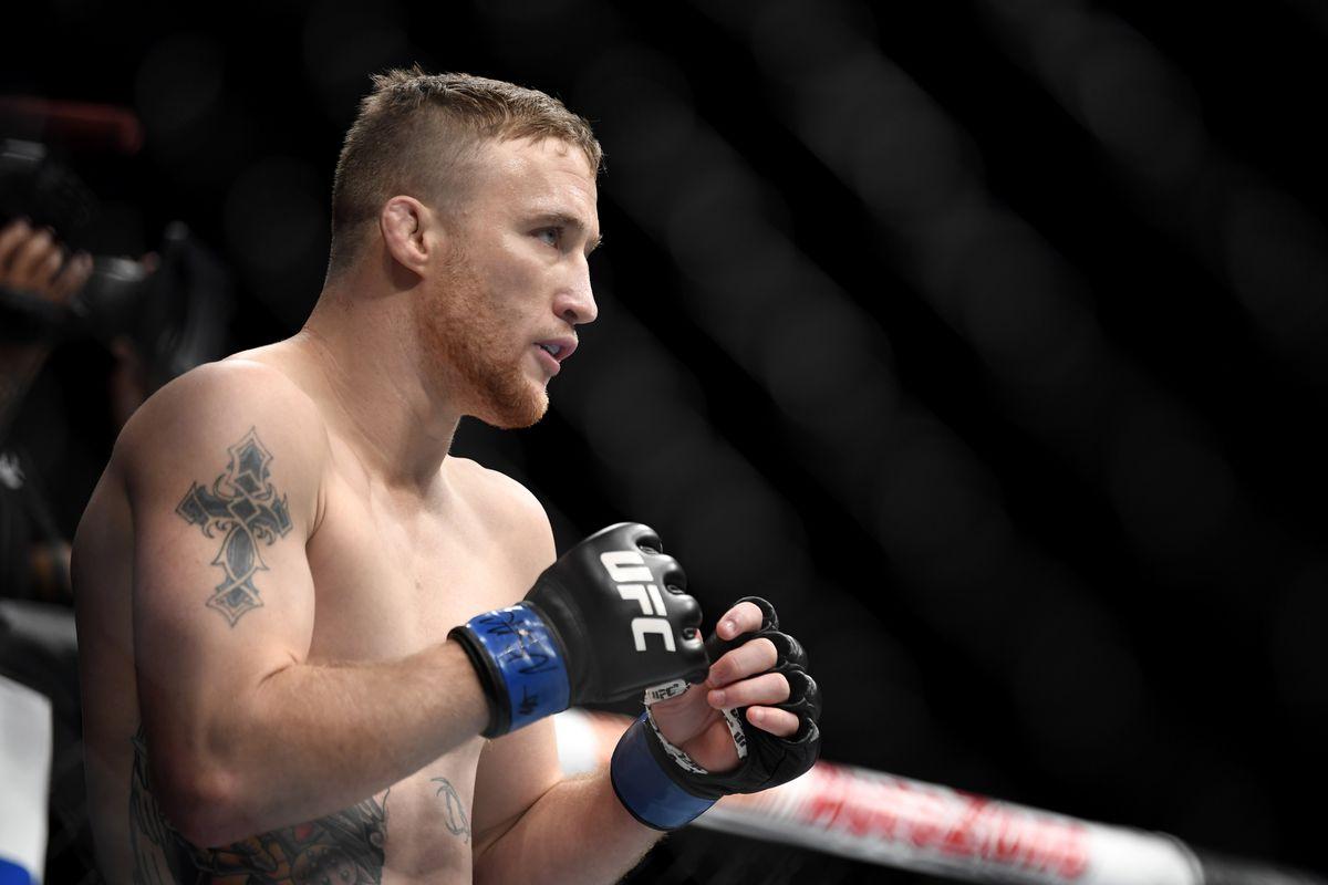 Временный чемпион UFC в легком весе Джастин Гетжи рассказал о ключевом отличии Хабиба Нурмагомедова от Тони Фергюсона.