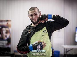 Хамзат Чимаев готов сразиться с тремя противниками за ночь