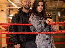 Боец MMA Лобов снялся в клипе с певицей Зарой