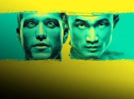 Промо к турниру UFC Fight Night: Ортега vs Корейский Зомби