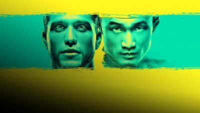 Промо к турниру UFC: Ортега vs Корейский Зомби