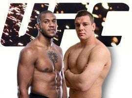 Сирил Гане — Анте Делия: прогноз и ставка на турнир UFC Fight Night: Ортега vs. Корейский Зомби