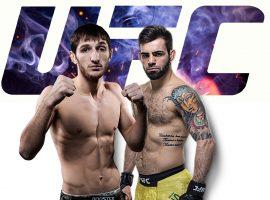Тагир Уланбеков — Бруно Силва: прогноз и ставка на бой UFC Fight Night 179: Moraes vs. Sandhagen