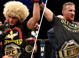 Промо на бой Хабиб Нурмагомедов - Джастин Гейджи на UFC 254