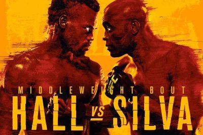 Промо к UFC: Холл-Сильва