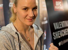 Валентина Шевченко высказалась о завершении карьеры