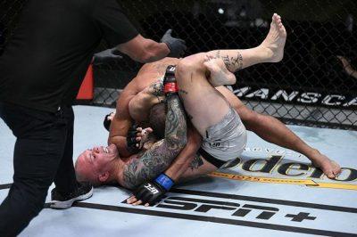 Реакция представителей MMA на поединок Энтони Смит vs. Девин Кларк