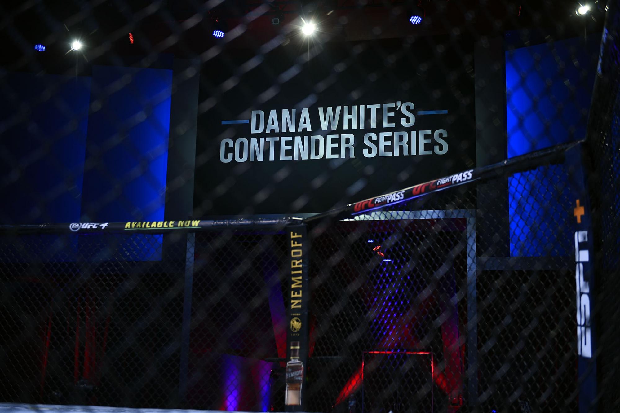 Октагон Dana White's Contender Series