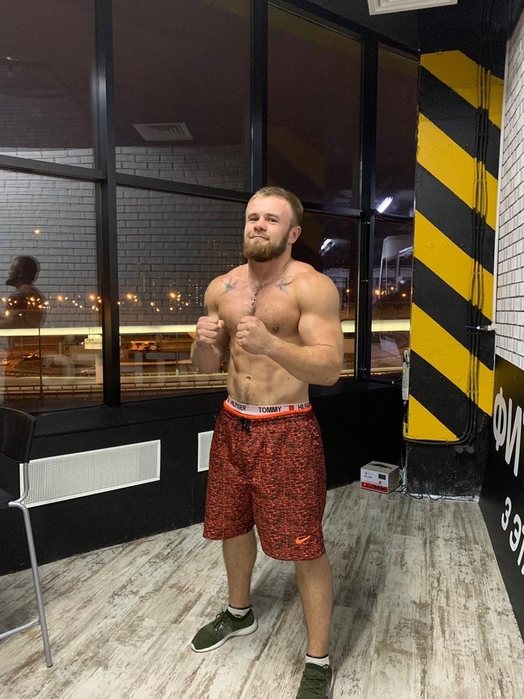 Евгений Курданов, популярный боец из