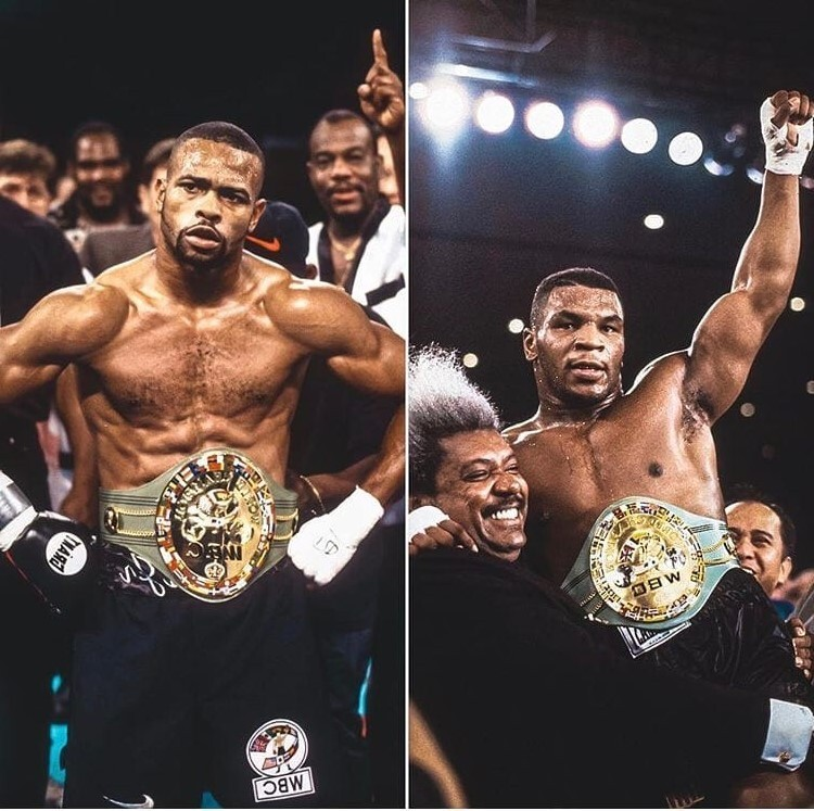 Бокс: Tyson vs. Jones Jr.