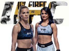 Кэтлин Чукагян — Синтия Калвилло: прогноз и ставка на бой UFC 255: Figueiredo vs. Perez