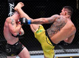 Реакция представителей MMA на поединок Пол Фелдер vs. Рафаэл Дос Аньос