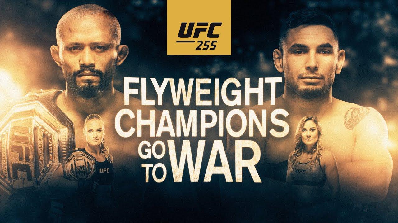 UFC 255: Фигередо - Перез