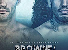 Ник Браун — Артур Эстразулас: прогноз и ставка на главный бой LFA 95