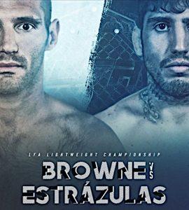 Ник Браун — Артур Эстразулас прогноз и ставка на бой