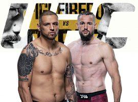 Николас Далби — Даниэль Родригес: прогноз и ставка на бой UFC 255: Figueiredo vs. Perez