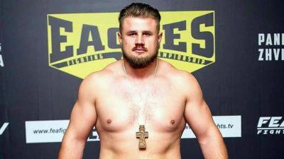 Александр Романов - тяжеловес из UFC