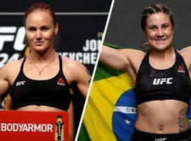 Превью к UFC 255: Шевченко vs Майя