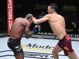 Лучшие моменты UFC Fight Night: Смит vs Кларк